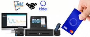 JeM Point of Sale and Tide partnership offers one stop solution for retailers